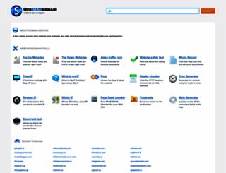 at.webstatsdomain.org screenshot