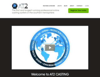 at2casting.com screenshot