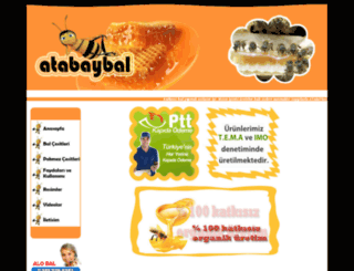 atabaybal.com screenshot