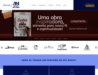 atacadoavemaria.com.br screenshot