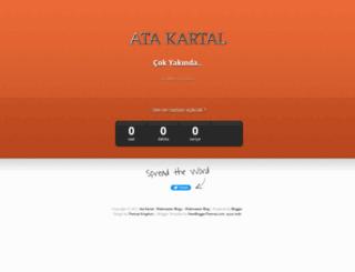 atakartal.blogspot.com screenshot