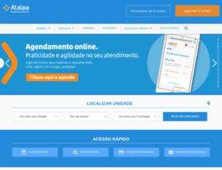 atalaia.com.br screenshot