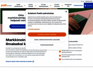 atarget.fi screenshot