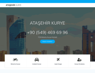 atasehirkurye1.com screenshot