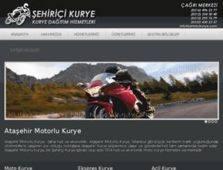 atasehirmotorlukurye.net screenshot