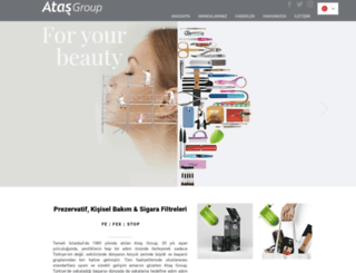 atasgroup.com screenshot