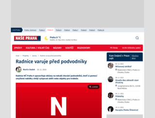 ataxosocialinsider.cz screenshot