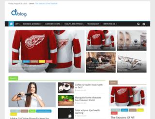 atblog.org screenshot