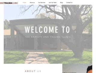 atclinic.co.za screenshot
