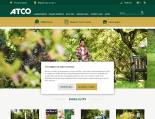 atco.co.uk screenshot