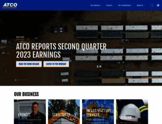 atco.com screenshot