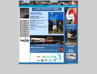 atcosquash.com screenshot