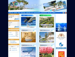 atcvietnam.com screenshot