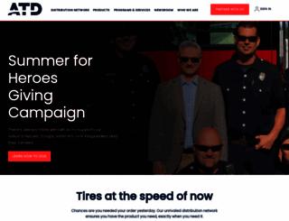 atd-us.com screenshot