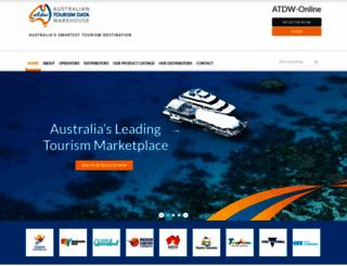 atdw.com.au screenshot