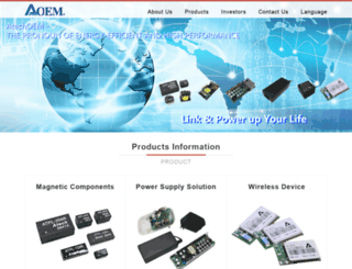 atechoem.com screenshot