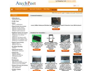 atechport.com screenshot