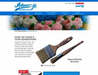 atecousa.com screenshot