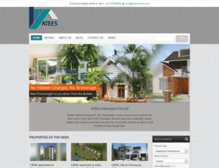 ateesproperty.com screenshot