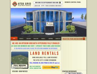 atekgrid.com screenshot