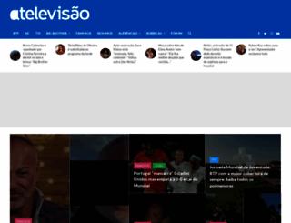 atelevisao.com screenshot