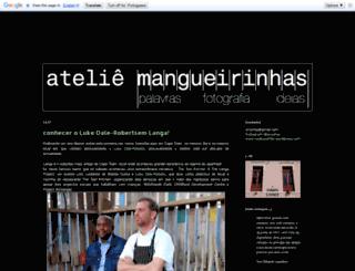 ateliemangueirinhas.blogspot.com screenshot