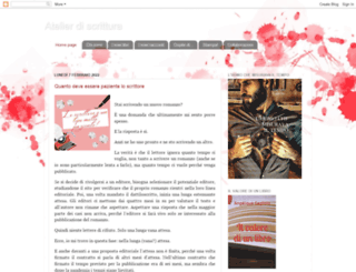 atelierdiscrittura.blogspot.com screenshot