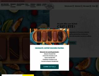 atelierduchocolat.fr screenshot