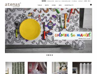 atenas.com.es screenshot