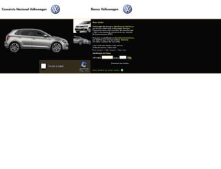 atendimento-eletronico.bancovw.com.br screenshot