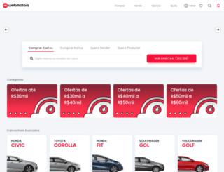 atendimento.webmotors.com.br screenshot