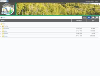 athabasca.civicweb.net screenshot