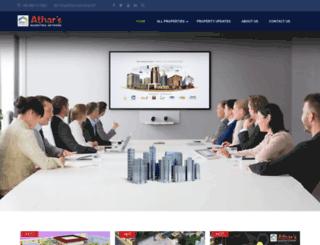 atharsmarketing.net screenshot