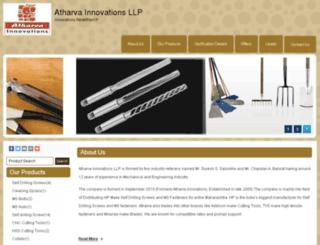 atharva-innovations.com screenshot