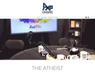 atheist-experience.com screenshot