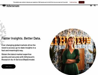 atheneum-partners.com screenshot