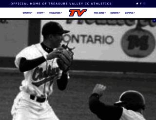 athletics.tvcc.cc screenshot