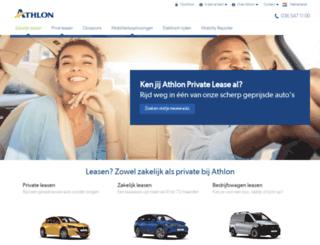 athlon.nl screenshot