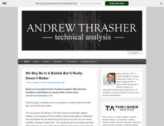 athrasher.com screenshot