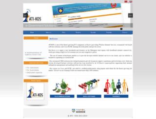 ati-kos.com screenshot