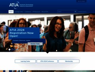 atia.org screenshot