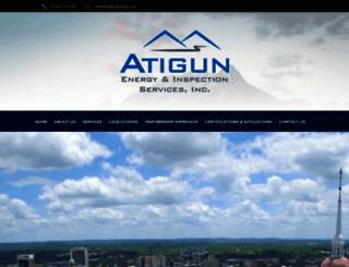 atigun-energy.com screenshot