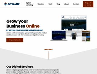 atilus.com screenshot
