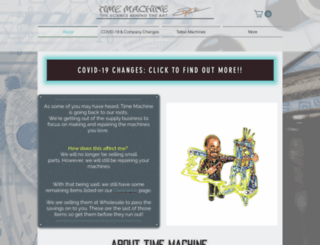 atimemachine.com screenshot