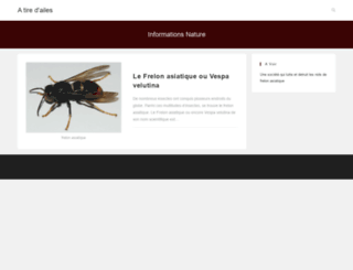 atiredailes.fr screenshot