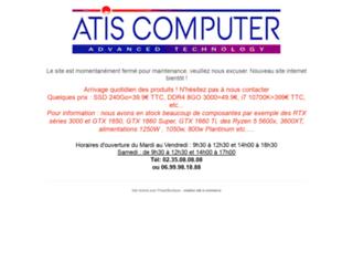 atis76.com screenshot