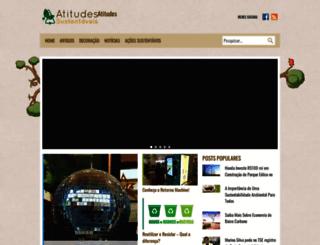 atitudessustentaveis.com.br screenshot