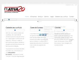 ativa-ba.com.br screenshot