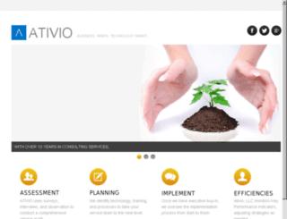 ativio.com screenshot