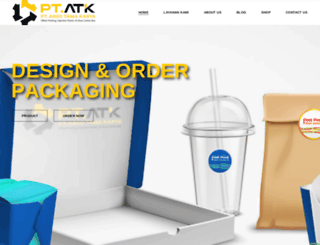 atk.co.id screenshot